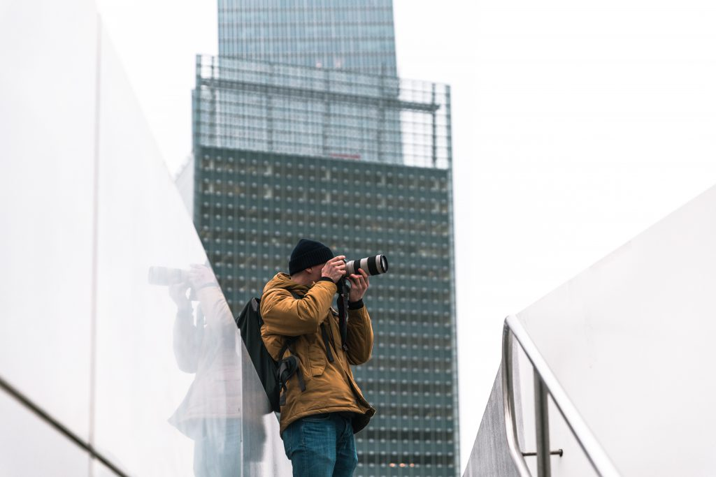 Foto von Brand Ambassador am Potsdamer Platz