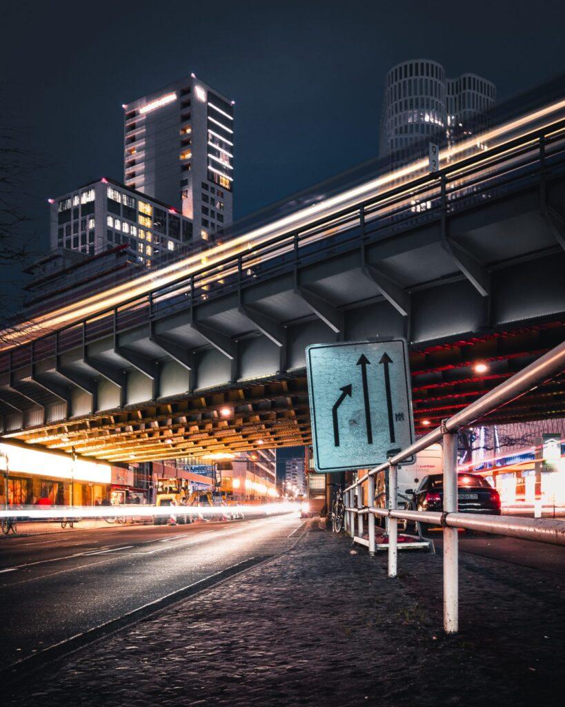 Abbildung aus West-Berlin als Beispiel für Flickr Marketing